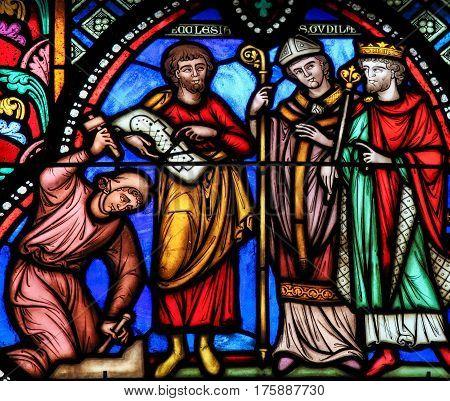 Stained Glass - Henry, Duke Of Brabant