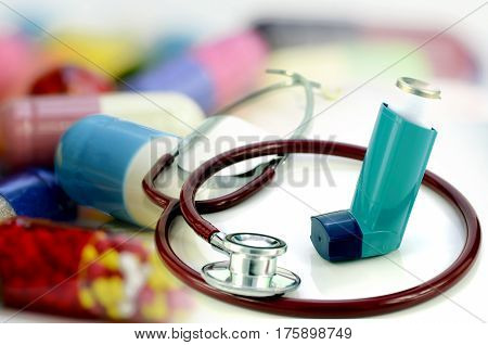 Asthma Diagnostic And Treatment.