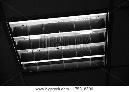 Built-in Office Ceiling Light