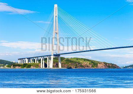 Russky Russian Bridge, Vladivostok