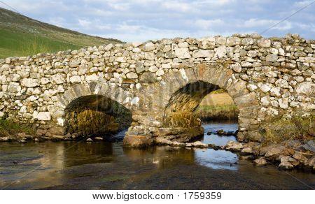 """""""The Quiet Man"""" Bridge, Connemara, Ireland"""