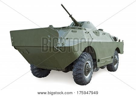 Soviet Armored Reconnaissance And Patrol Vehicle Brdm-2