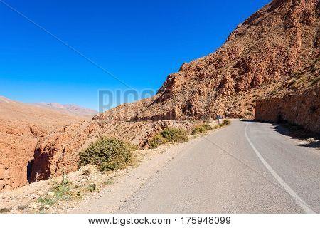 Dades Gorge, Morocco