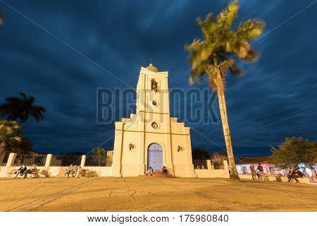 Sacred Heart Of Jesus Church - Vinales, Cuba