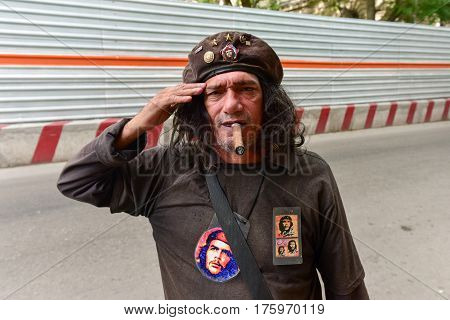 Che Guevara - Havana, Cuba