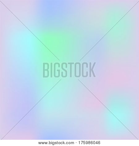 Colorful gradient mesh with pink blue and green. Pale colored square vector background. Sweet marshmallow colors mesh. Colorful seamless pattern tile. Candy colored seamless background swatch
