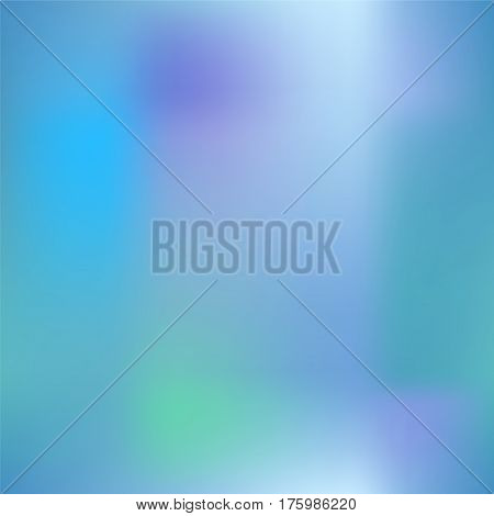 Colorful gradient mesh with hot pink blue and green. Bright colored square vector background. Sea mermaid tail colors mesh. Colorful seamless pattern tile. Vibrant colored seamless background swatch
