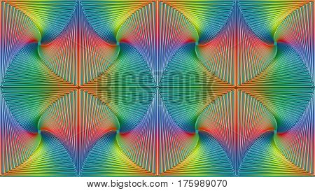 Rainbow abstract background can be used in the design of your site design textile printing industry in a variety of design projects