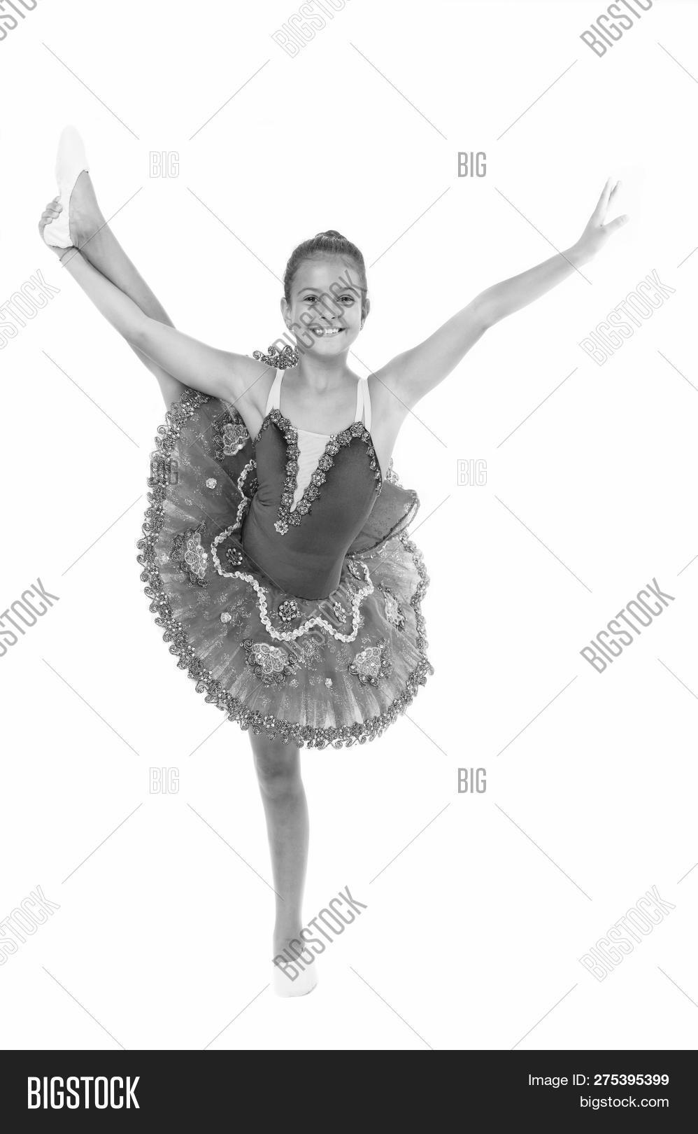 37f8bfb6a Kid Blue Dress Ballet Image   Photo (Free Trial)