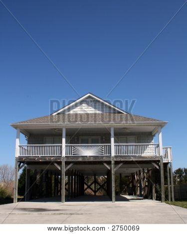 Elevated Beach House