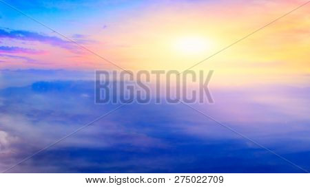 Light In Dark Sky .  Religion Background .  Beautiful Sky . Prayer Time   . Light About The Sky . Pa