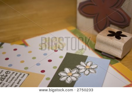 Scrapbooking And Stamping