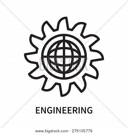 Engineering Icon Vector Photo Free Trial