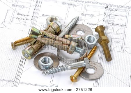 Nuts And Bolts Over House Project