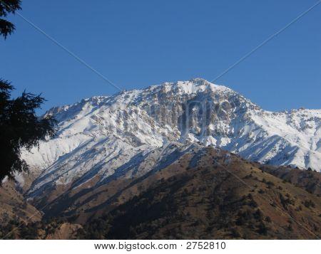Mount Chimgan.