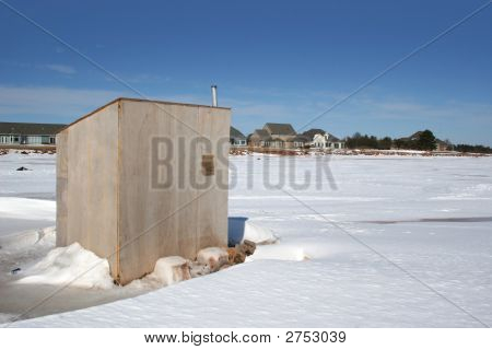 Ice Fishing Shack