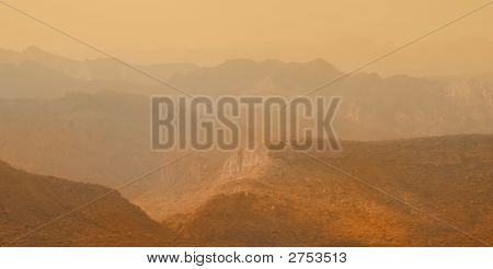 Phoenix, Arizona. Apache Trail Scenery