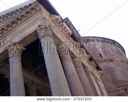 Dettaglio del Pantheon