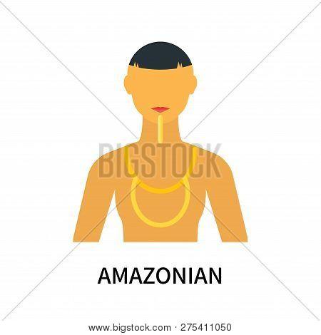 Amazonian Icon Isolated On White Background. Amazonian Icon Simple Sign. Amazonian Icon Trendy And M