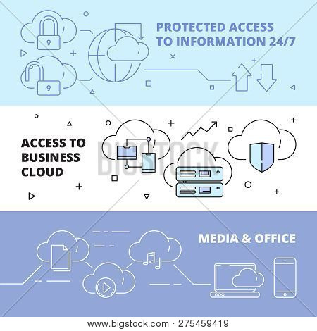 Cloud Technology Vector & Photo (Free Trial) | Bigstock