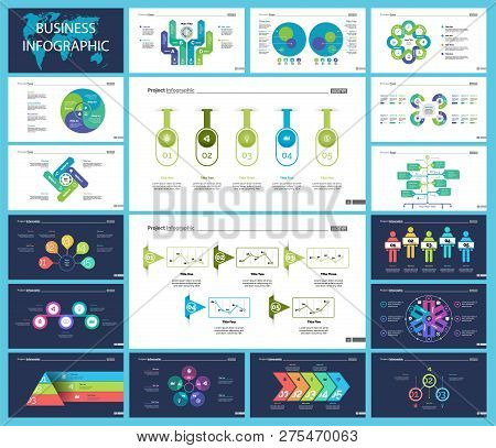 Creative Business Infographic Design For Management Concept. Can Be Used For Workflow Layout, Annual