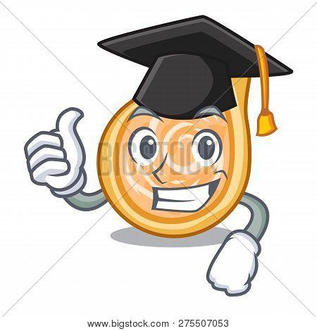 Graduation Snacks Coxinha On A Character Plates