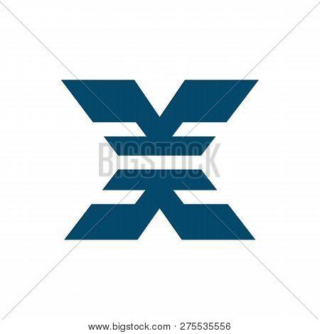Letter X Logo. Royal Hotel, Premium Boutique, Fashion Logo, Super Logo, Vip Logo, X Letter Logo, Pre