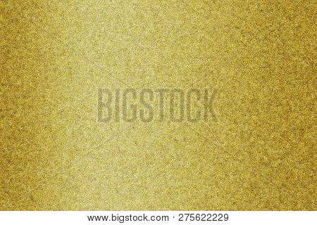 Texture Of Gold Marble Or Sand Washed Wall, Abstract Background