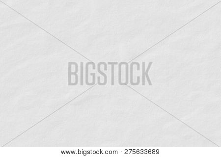 Old White Cardboard Sheet Texture, Abstract Background