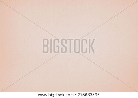 Light Orange Paper Sheet Texture, Abstract Background