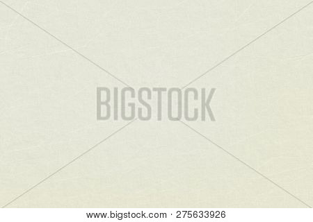 Light Yellow Watercolor Paper Sheet Texture Background