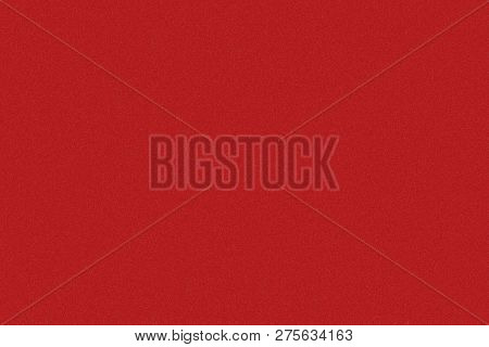Texture Of Hard Steel, Red Paint Metal, Abstract Background