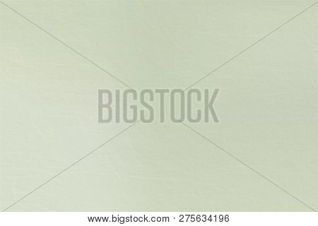 Texture Of Light Green Note Paper, Abstract Background