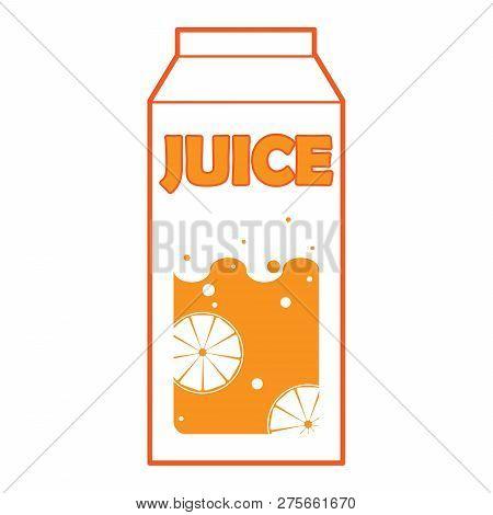 Logo Icon Orange Vector & Photo (Free Trial)   Bigstock