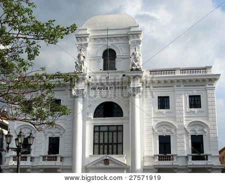 Panama City, the Municipality Palace