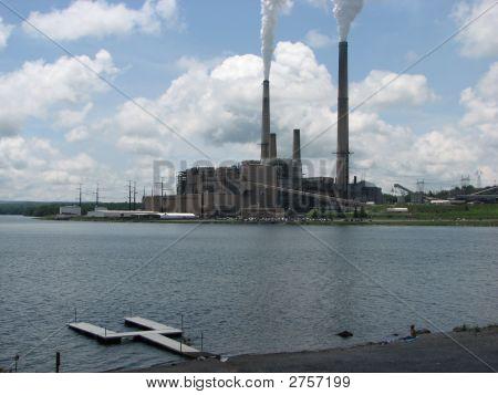 Industrial Lake