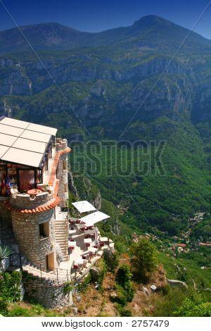 Restaurant In Mountains