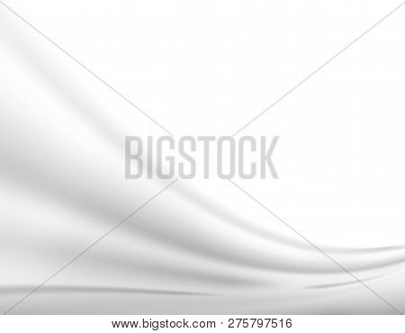 Abstract Wave Modern Background Futuristic Cool Layout. Vector Illustration