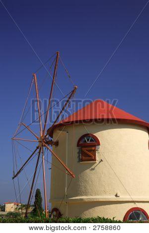 Windmill Kefalonia
