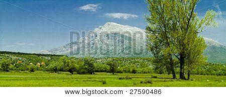 Mountain Dinara