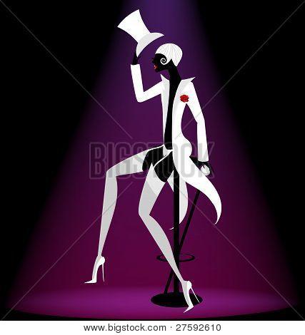 actor cabaret