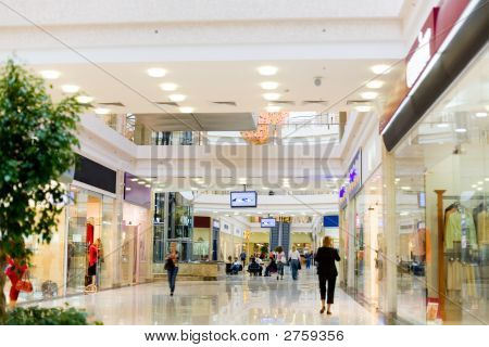 Shopping Hall #2