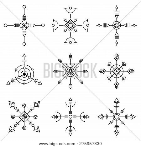 Abstract Geometry Vector & Photo (Free Trial) | Bigstock