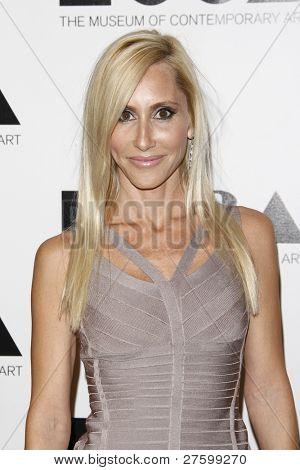 LOS ANGELES - NOV 12: Alexandra Von Furstenberg på 2011 MOCA Gala, en konstnärs liv manifest på