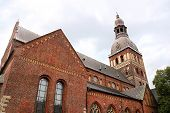 Riga Cathedral  is the Evangelical Lutheran cathedral in Riga, Latvia. It is the seat of the Archbishop of Riga poster