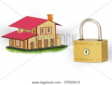 The House And The Lock