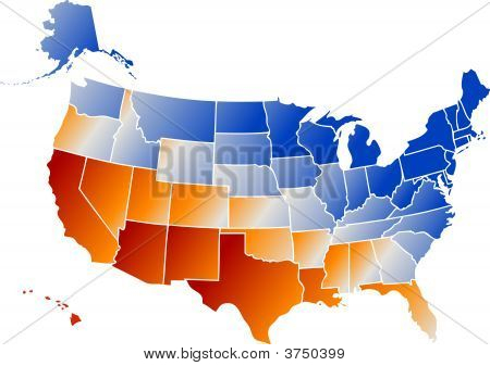 Chrome Staaten