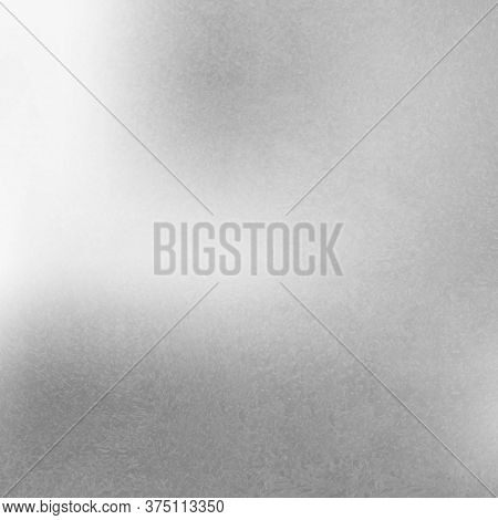Textured Zinc, Steel, Chrome Or Silver Background. Vector