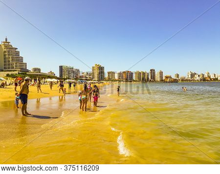 Mansa Beach, Punta Del Este, Uruguay