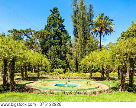 The Victoria Park Is A Public Park Located In Nuwara Eliya, Sri Lanka. The Park Was Formally Named I